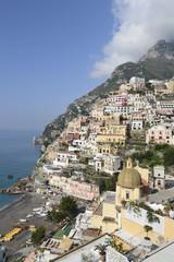 Marina Grande, Positano, Amalfi Coast, Italy.