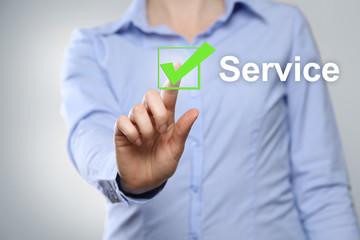 Service Checkliste