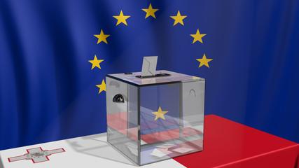 European elections - Malta - 002