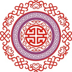chinese ornament 005
