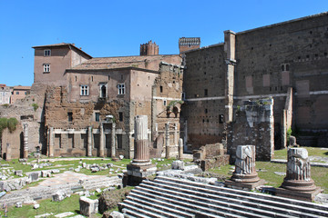 Italie / Rome - Forum d'Auguste
