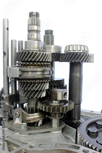 inner auto gearbox