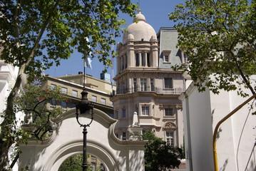 Batiment à Buenos Aires, Argentine