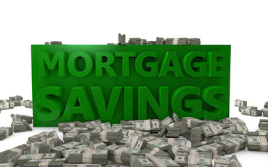Mortgage Savings Finance Real Estate
