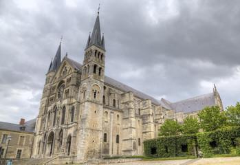Basilique Saint-Remi. Reims, France