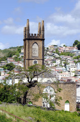 Saint Andrews Presbyterian Church St George's Grenada