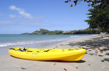 Halcyon Beach St Lucia