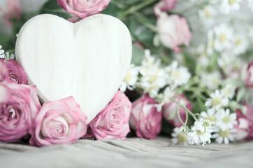 Ein Herz für Dich, Rosen