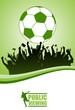 Soccer - Public Viewing