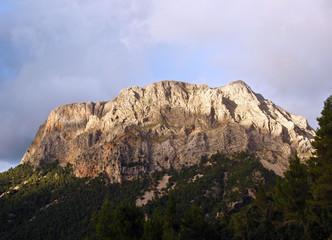 Mallorca - Felsen in der Dämmerung
