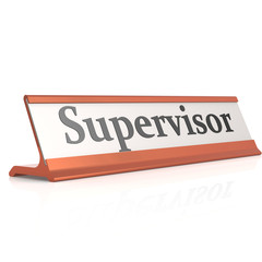 Supervisor table tag