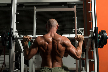 Shoulder Exercises On A Smith Machine