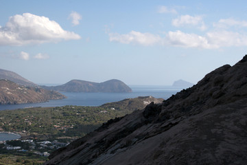 Isole Eolie, Sicilia, Italia,