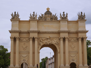 Brandenburger Tor in Potsdam Berlin