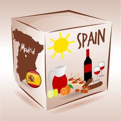 cube Spain