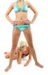 zwei im Bikini