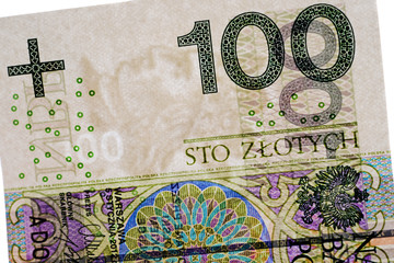 100 Polish Zloty -new banknotes