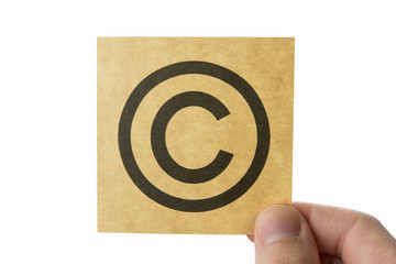 C コピーライト 登録商標マーク アイコン copyright