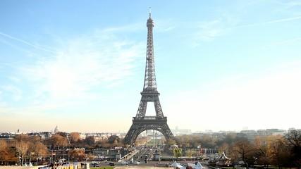 Eiffel Tower turns into a souvenir