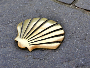 Shell in the Way of St James