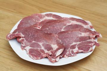 fette di coppa_ carne di maiale