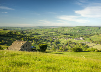 Yorkshire Dales Valley