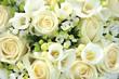 White wedding arrangement