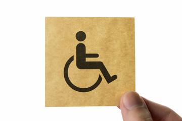 国際シンボルマーク アイコン international symbol of access