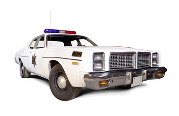 Sheriff Car.