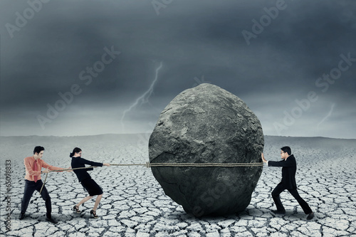 Big business adversity