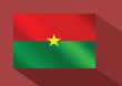 Burkina Faso flag themes idea design