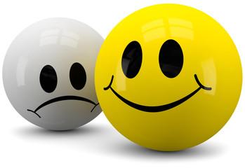 zufrieden unzufrieden
