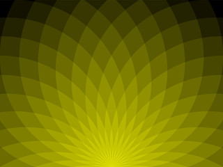 Abstract gradient background, yellow with black color