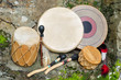 Native American Drums. - 65101251