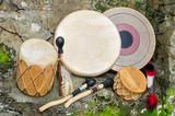 Native American Drums.