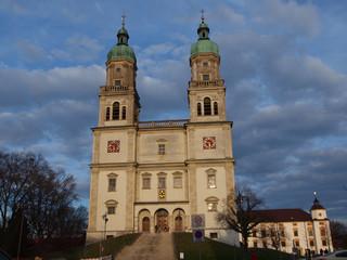 Kempten (Allgäu) - Basilika St. Lorenz