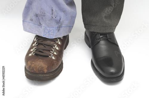 Leinwanddruck Bild Dresscode