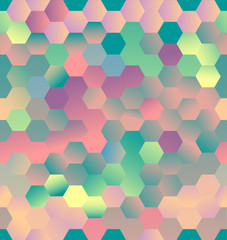 Colorful Pentagons