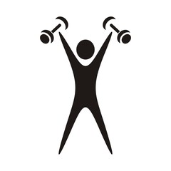 Exercising figure