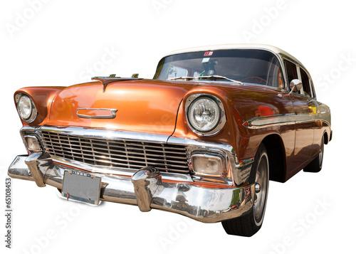 Foto op Canvas Vintage cars Car