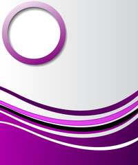 elegant  abstract purple background