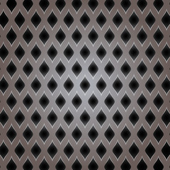 brown Abstract metal background. raster