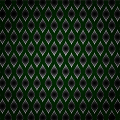 green Colour Abstract metal background. raster