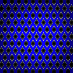 blue Colour Abstract metal background. raster