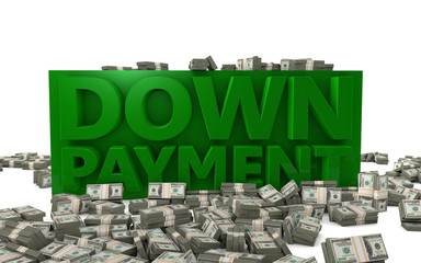 Down Payment Mortgage Financing