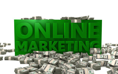 Online Marketing Affiliate Sales