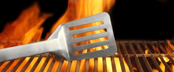 BBQ Tool and Flaming Grill,   XXXL