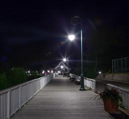 Covered Bridge, Charlevoix Region, Tadoussac, Quebec, Canada