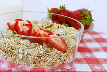 cereals for healthiness