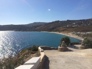 Spiaggia Elia a Mykonos